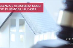 Appartamento tricamere termoautonomo in Asta