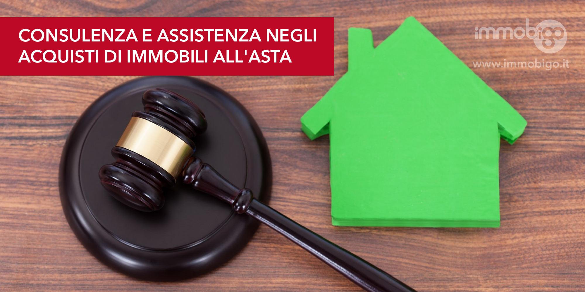 Appartamento bicamere in Asta – Udine