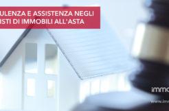 Tranquillo appartamento con garage doppio in Asta