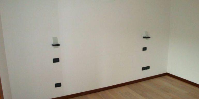Quadricamere con garage doppio finiture pregevoli