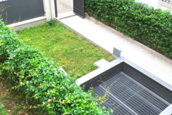 Mini con giardino in centro storico