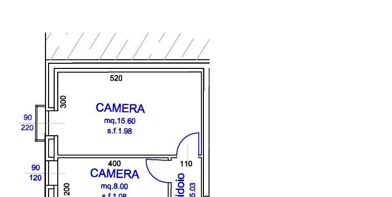 Appartamento bicamere personalizzabile