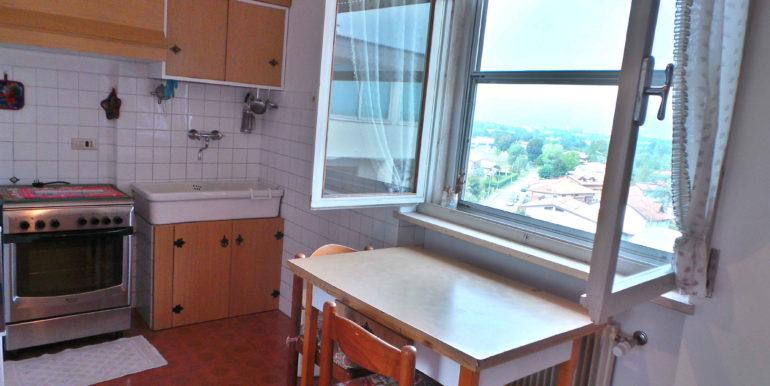 Appartamento bicamere con vista