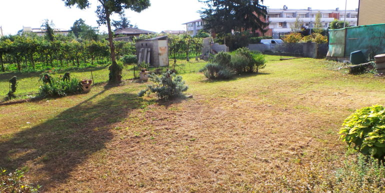 Casa terra cielo con giardino di 300mq