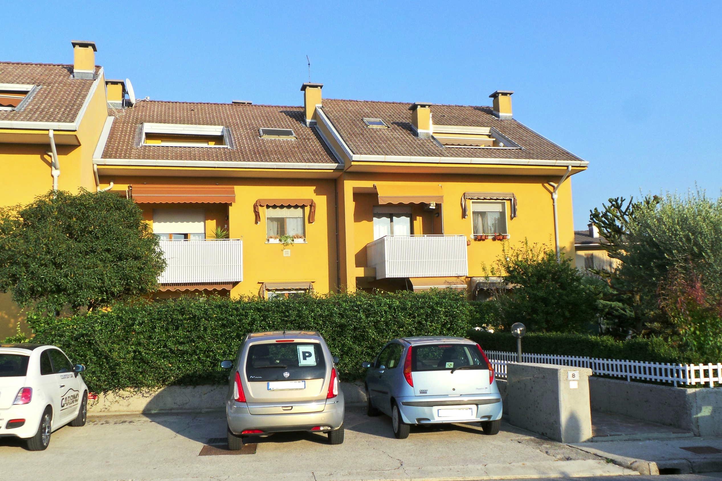 Bicamere con terrazzo vivibile
