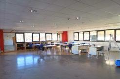 Luminoso ufficio di 183mq