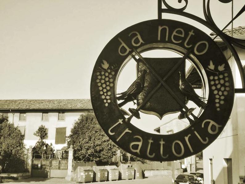 Cedesi trattoria da Neto a Laipacco