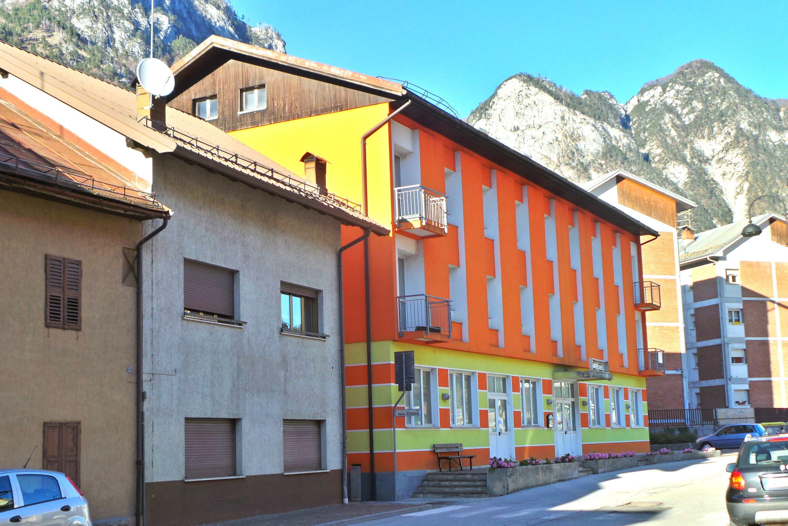 Hotel di categoria 3 stelle ubicato a Pontebba – SI VALUTA OFFERTA entro il 31/10/20019