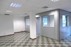 Ufficio con pareti attrezzate di 73mq