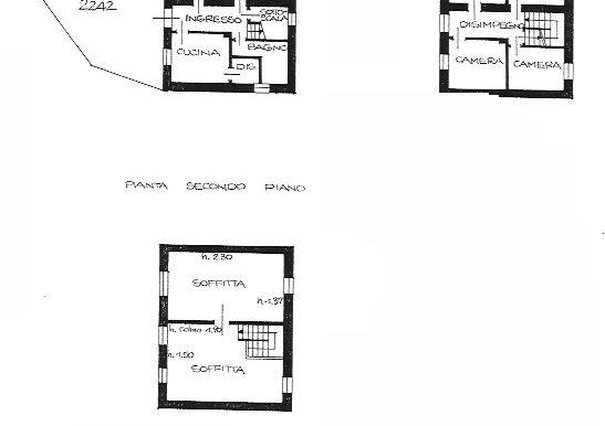 casa indipendente pluricamere