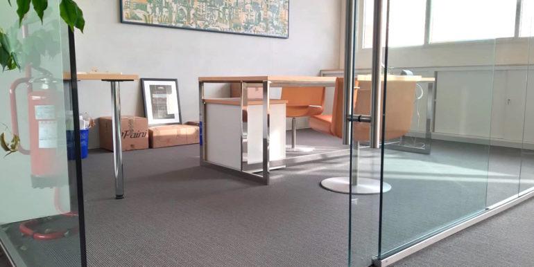 Elegante ufficio di 220mq arredato