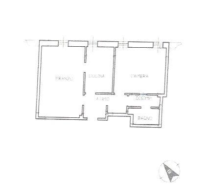 Miniappartamento a due passi dal centro