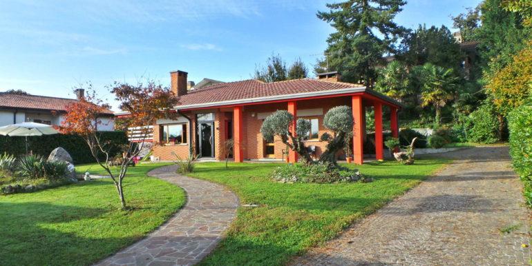 Bellissima villa indipendente tricamere