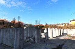 Terreno con progetto residenziale da investimento