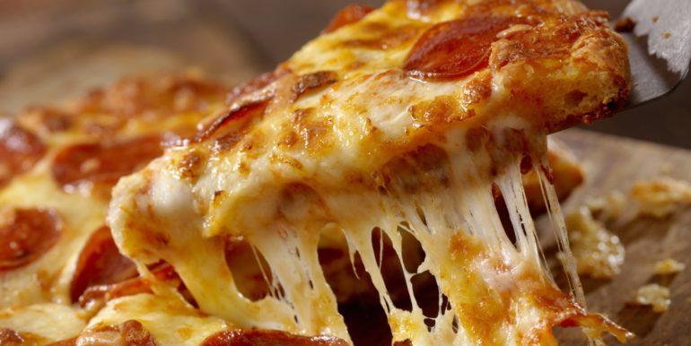 Pizza al taglio e tavola calda