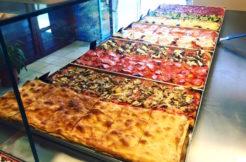 Pizzeria tavola calda in vendita