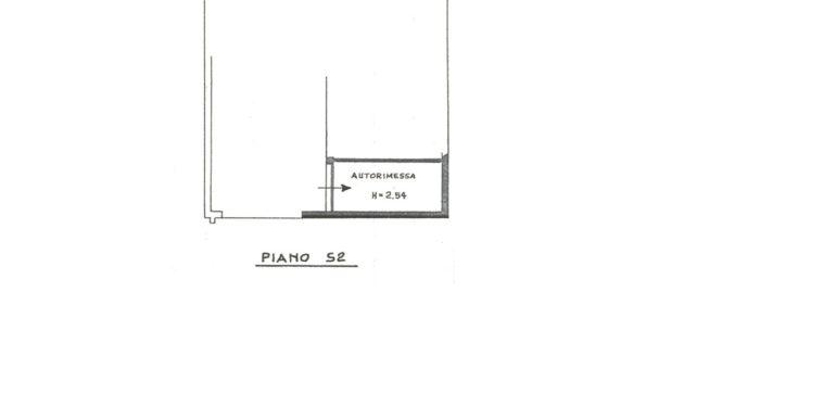 Miniappartamento con cantina e garage