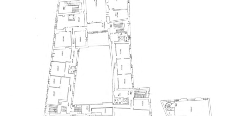 Palazzo sito nel pieno centro storico di Udine