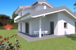 Villa tricamere su due livelli