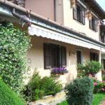 Villa indipendente con ampi porticati