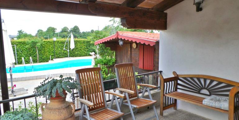 Villino indipendente con piscina
