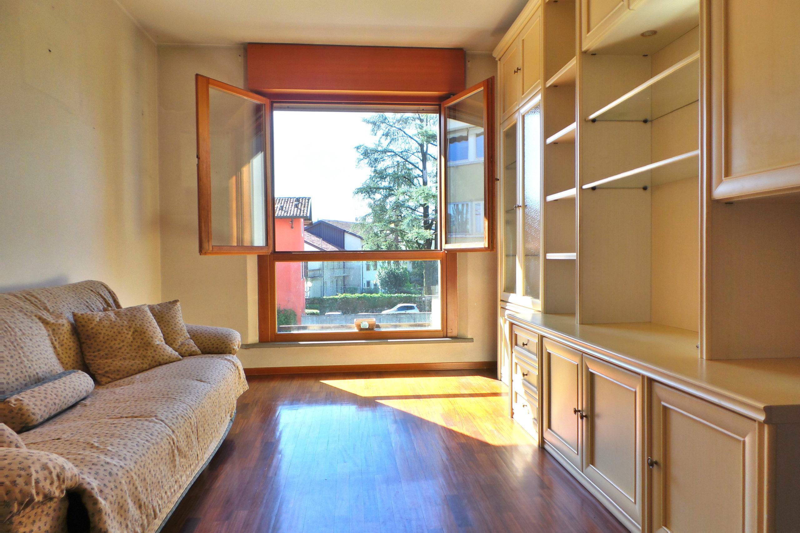 Appartamento bicamere in duplex
