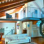 Villa su due livelli quadricamere