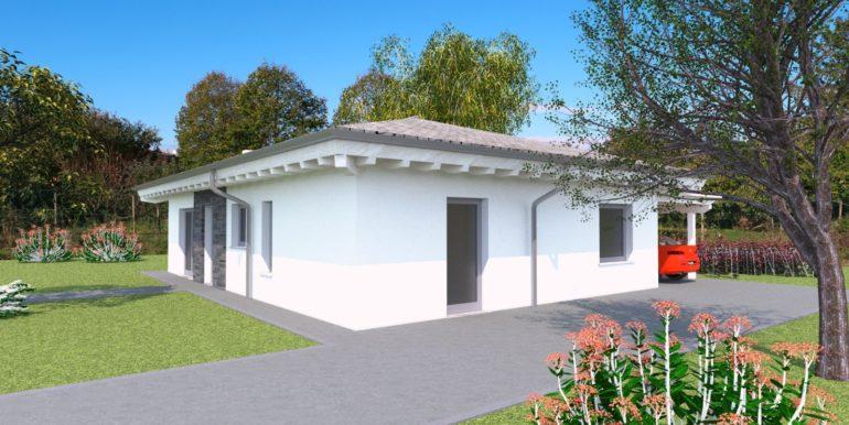 Villa tricamere biservizi