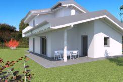 Nuova villa tricamere