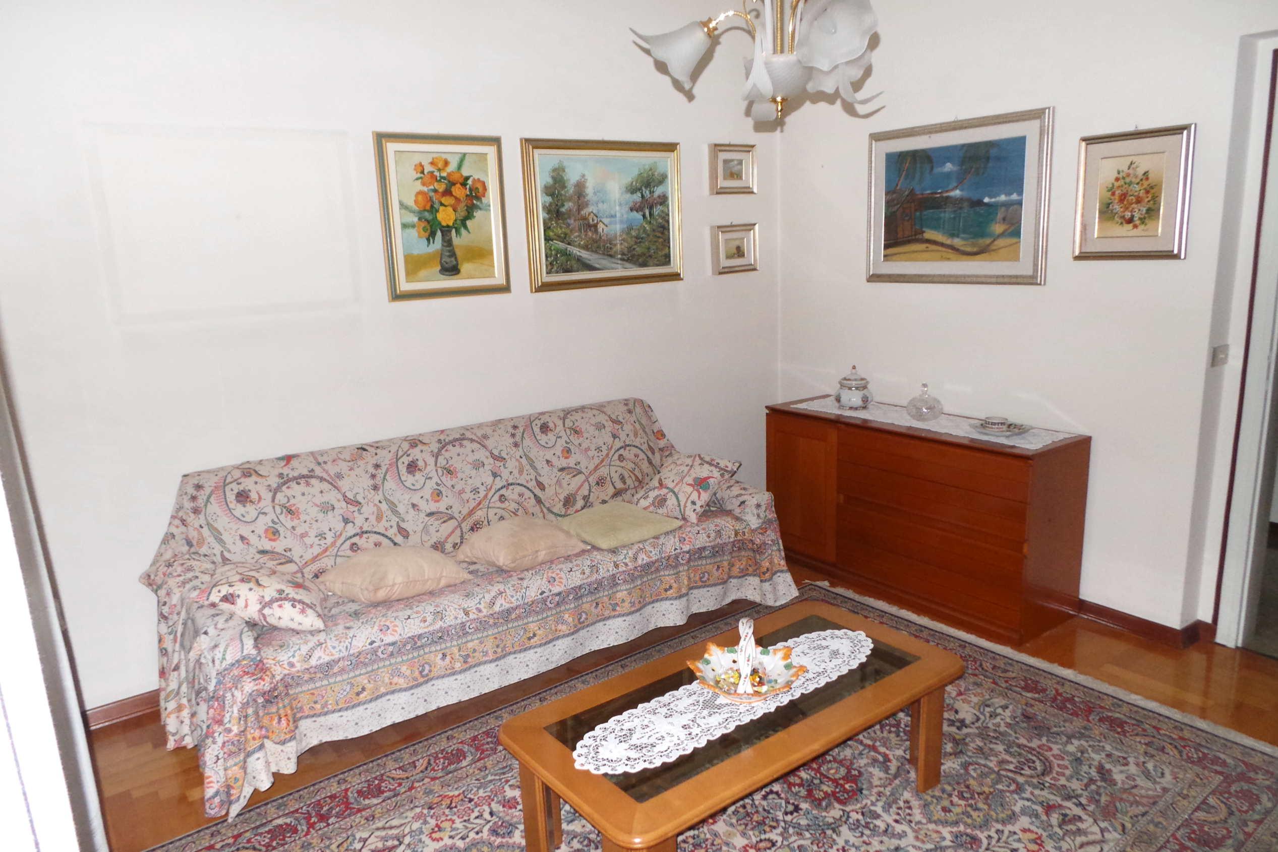 Appartamento bicamere di 112mq