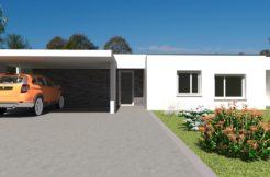 Villa tricamere