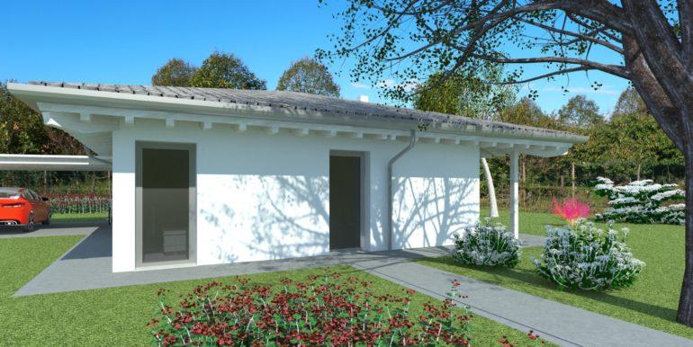 Villa unico piano