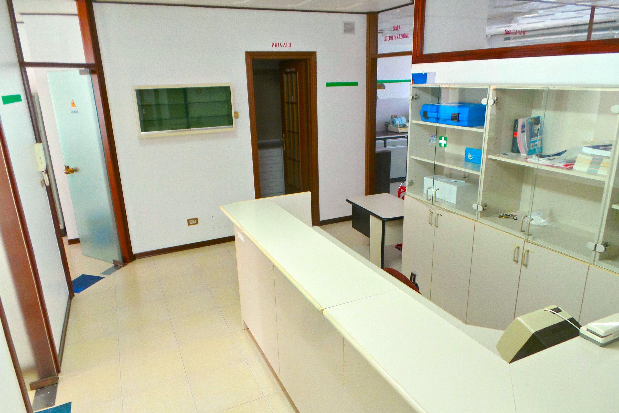 Studio dentistico a Gemona Bassa zona centrale