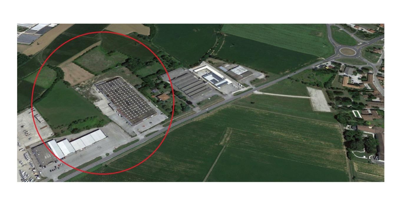 Area edificabile a 6 km dal casello autostradale Udine sud.