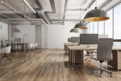 Ufficio con segreteria