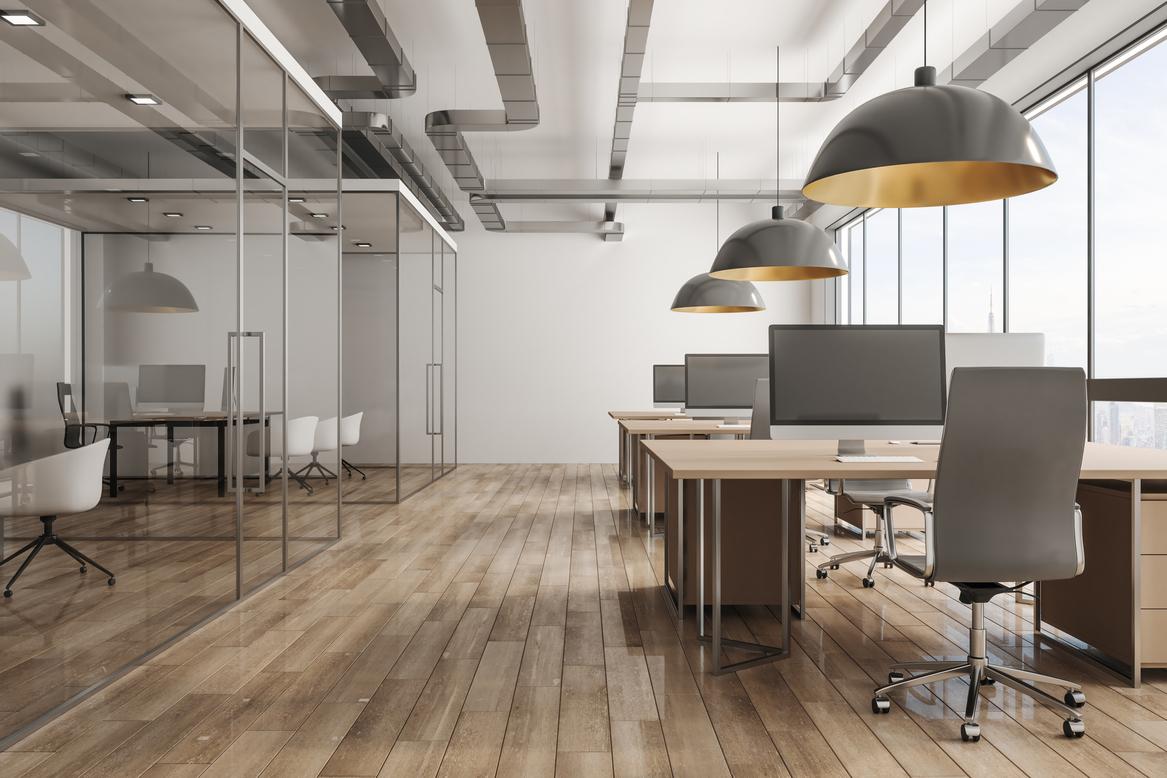 Ufficio con segreteria 150mq