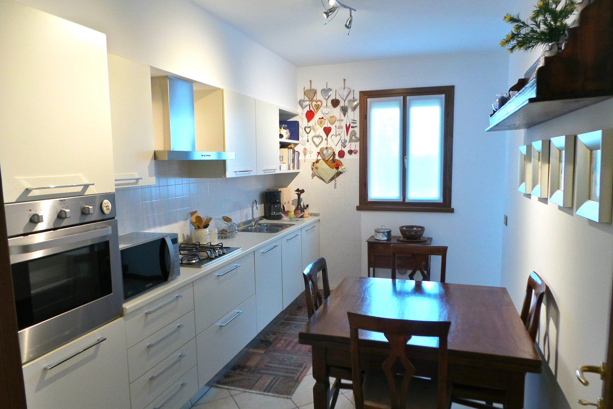 Appartamento bicamere terrazzato Udine Nord