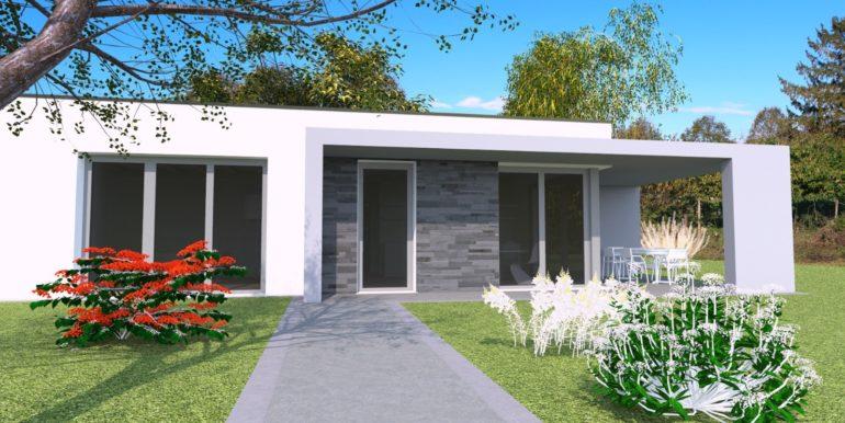 Villa bicamere
