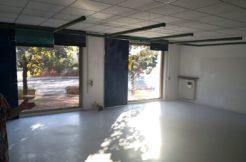Ufficio vetrinato fronte strada di 155mq
